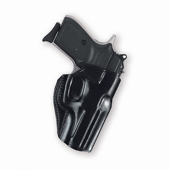 Galco SG158B Stinger S W J Frame Revolver RH Black