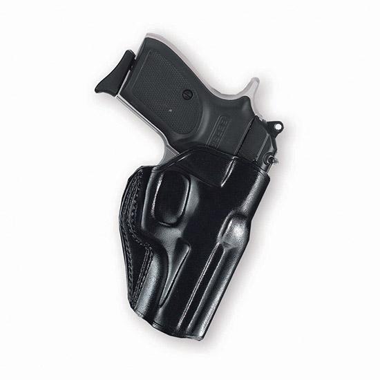 Galco SG460B Stinger Belt Holster  Kahr MK40 Steerhide Black