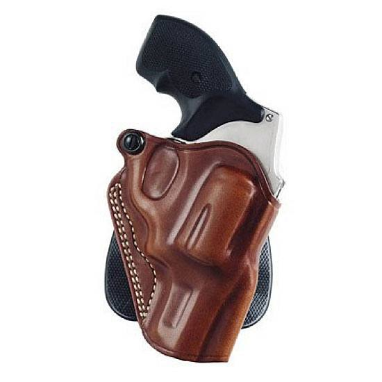 Galco SPD158 Speed Paddle 158 Fits Belts up to 1.75 Tan Saddle Leather in.