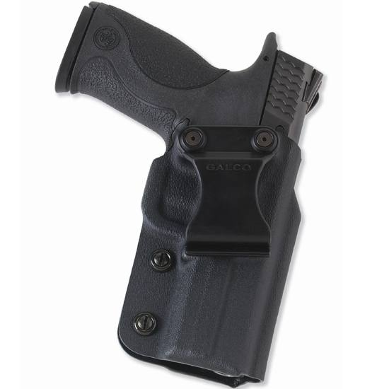 Galco Triton for Glock 26|27|33 RH Black