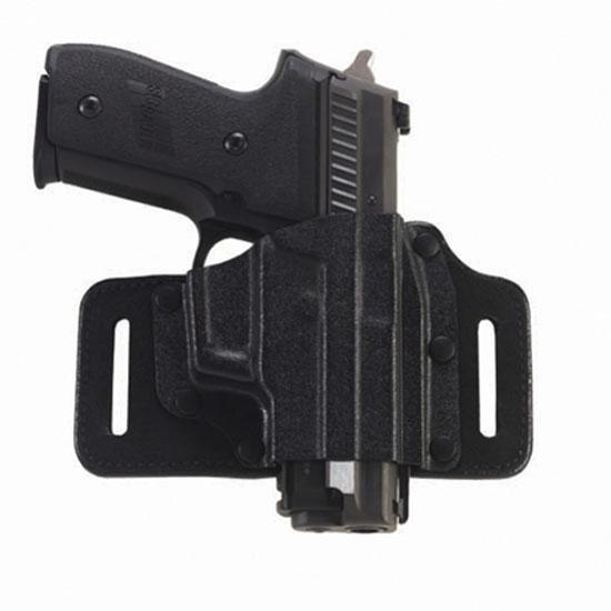 Galco Tac Slide Belt Holster H&K - HK45, Black, RH TS428B