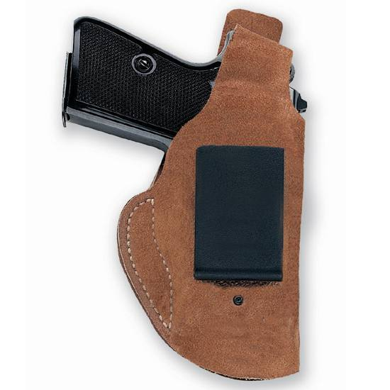 Galco Waistband Inside The Pant Holster - Natural Finish, Right Hand, For Glock 29/30 and Springfield XD 9/40 3in WB298