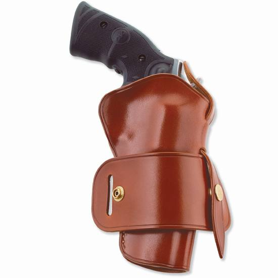 Galco WG196 Wheelgunner Judge 3 inch RH Tan