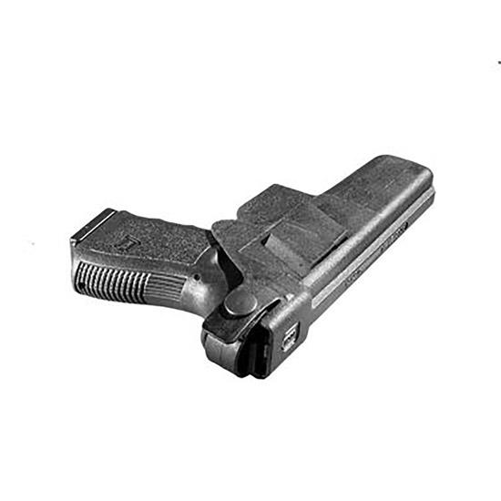 Glock HO17145 Duty Holster with Thumb Break Glock 17|22|31 Polymer Black