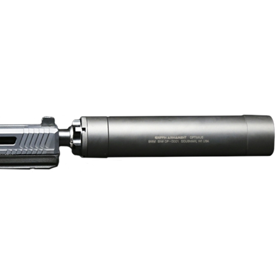 Griffin Armament Optimus Modular Suppressor Black