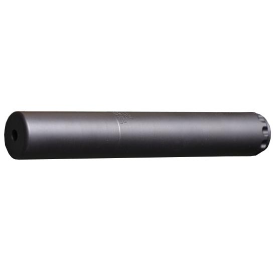 Griffin Armament RSTA Over The Barrel Suppressor Black 7.62mm