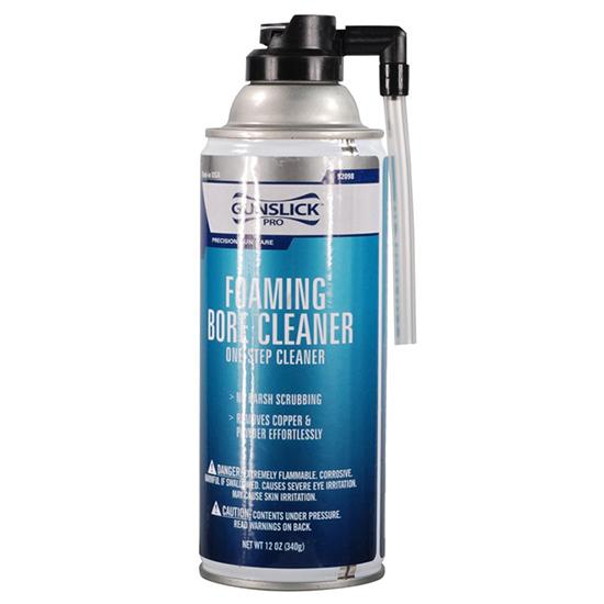 Gunslick 92098 Bore Cleaner Foaming Spray 12 oz