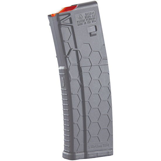 HEXMAG Series 2 Magazine 5.56 Gray 10rd, 30rd body