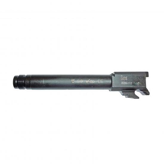 Heckler And Koch VP9 Tactical Threaded Barrel 4.45 Inch Black