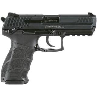 HK 730903SA5 P30S V3 *MA Compliant* 9mm Luger Single Double 3.85 10+1 Black Interchangeable Backstrap Grip Black Slide in.
