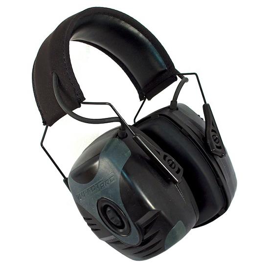 Howard Leight R01902 Impact Pro Earmuff Adjustable 30dB Blk