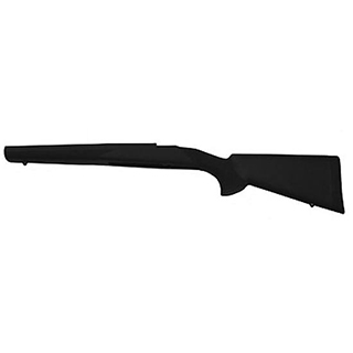 Hogue 98000 Rubber Overmolded Stock for Mauser 98 Military|Sporter, Black