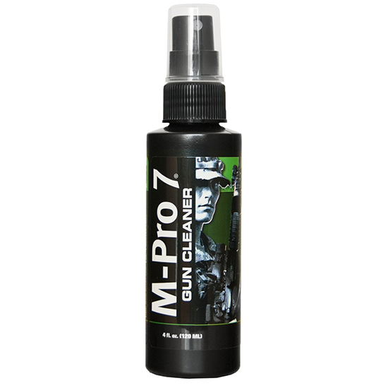 M-Pro7 0701002 M-Pro7 Gun Cleaner 4 oz Spray Bottle