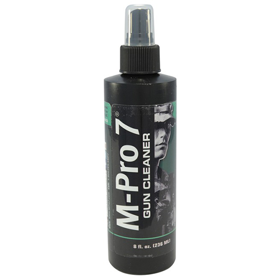 M-Pro7 0701005 M-Pro7 Gun Cleaner 8 oz Spray Bottle