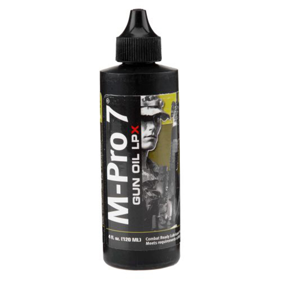 M-Pro7 0701452 M-Pro7 Gun Oil LPX  2oz Bottle