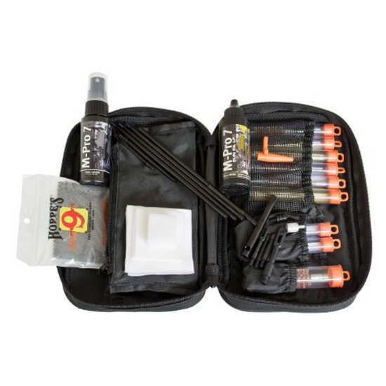 M-Pro7 0701556 M-Pro7 Tactical Soft Side Cleaning Kit  22 Cal - 12 Ga.