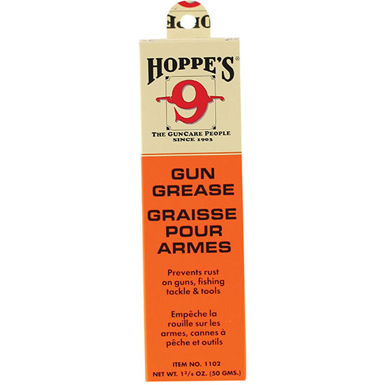 Hoppes 1102 Gun Grease Tube 12pk 1.75oz