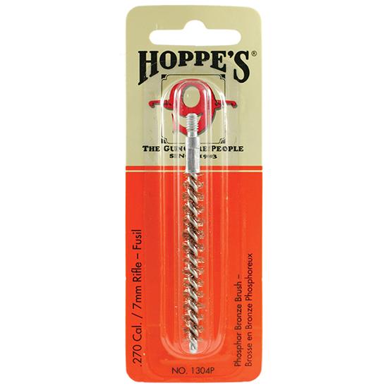 Hoppes 1304P Phosphor Bronze Cleaning Brushes 270 - 7mm 10pk
