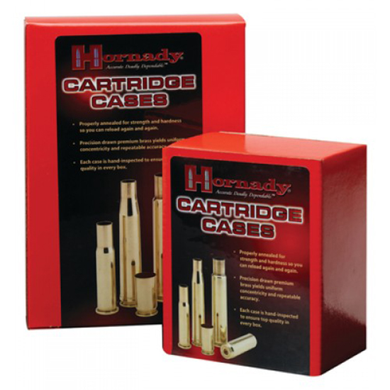 Hornady 8644 Hornady Unprimed Brass Cases