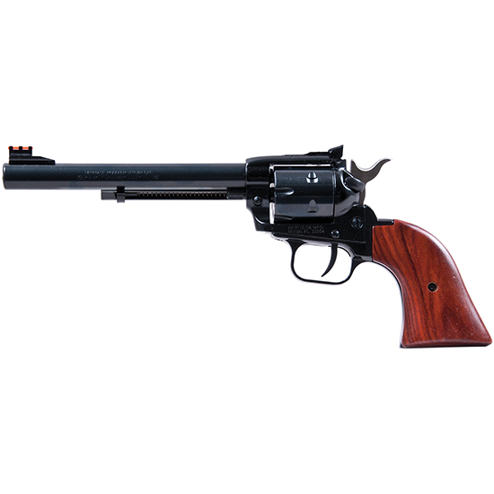 Heritage Mfg RR22999MB6AS Rough Rider Small Bore Single 22 Long Rifle 6.5 9 Cocobolo Blued in.