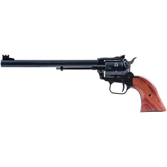 Heritage Mfg RR22MB9AS Rough Rider Small Bore Single 22 Long Rifle|22 Winchester Magnum Rimfire (WMR) 9 6 Cocobolo Blued in.