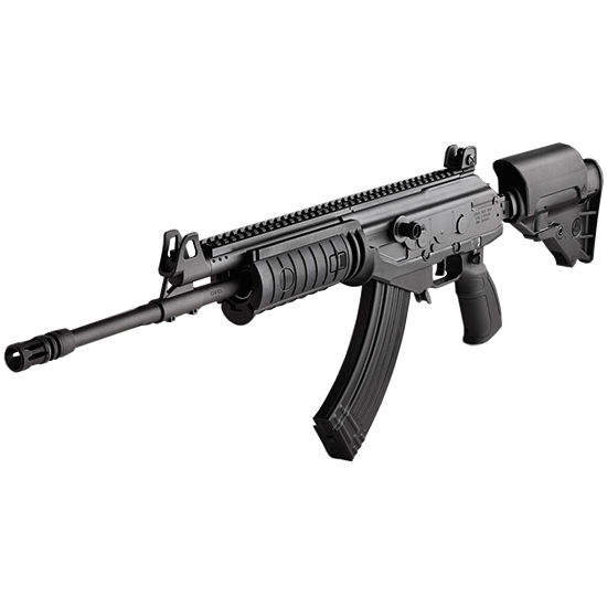 IWI US GAR1639 Galil Ace Semi-Automatic 7.62x39mm 16 30+1 Folding Adjustable Synthetic Black Stk Black in.