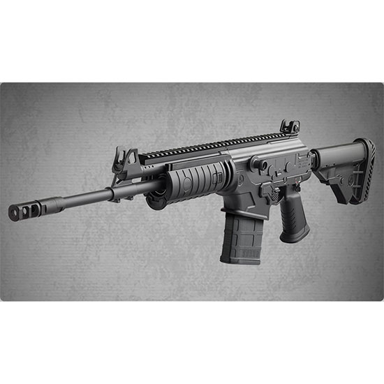IWI US GAR1651 Galil Ace Semi-Automatic 308 Winchester|7.62 NATO 16 20+1 Folding Adjustable Synthetic Black Stk Black in.