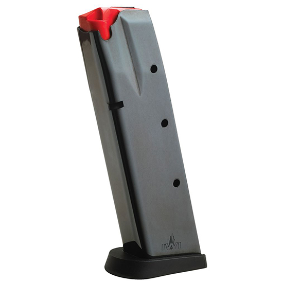 IWI US J941M4012P Jericho 941 40 Smith & Wesson (S&W) 12 rd PL|PSL40, F|FS40 Steel Black Finish