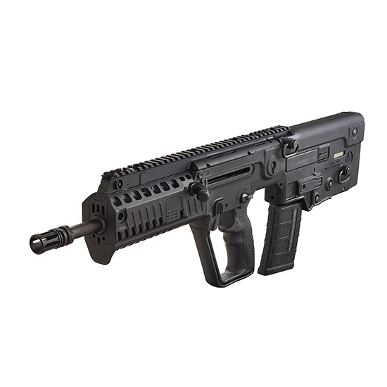 IWI US X16BLK Tavor X95 Semi-Automatic 300 AAC Blackout|Whisper (7.62x35mm) 16.5 30+1 Polymer Black Stk Black in.