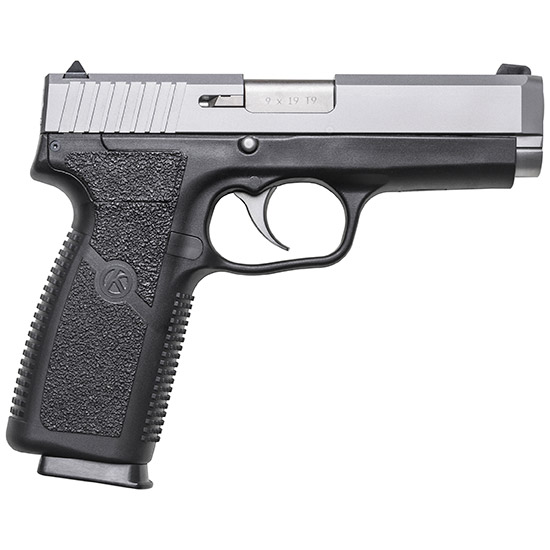 Kahr Arms CT9093N CT9 Double 9mm 3.9 8+1 Black Polymer Grip|Frame Stainless in.