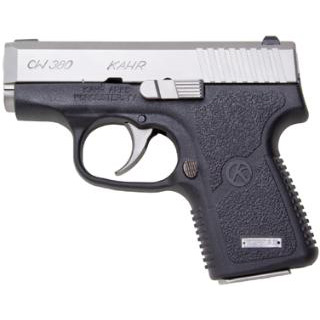 Kahr Arms CW3833 CW380 380ACP 2.58 6+1 Black Polymer Grip Stainless in.