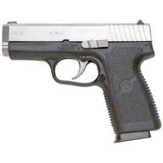 Kahr Arms CW4543 CW45 Standard DAO 45ACP 3.6 7+1 Black Poly Grip Blk Poly Frame in.