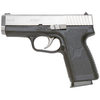Kahr Arms CW9093 CW9 Standard DAO 9mm 3.5 7+1 Black Polymer Frame|Stainless in.
