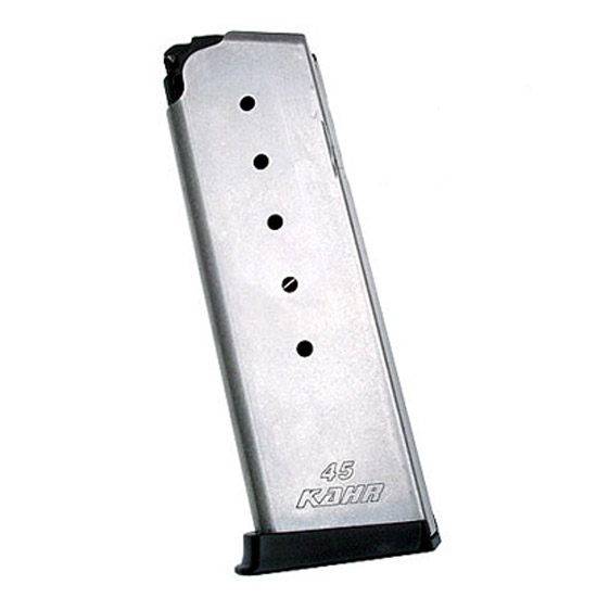 Kahr Arms K625 Kahr 45ACP Models Except TP45 45 ACP 6rd Stainless Steel