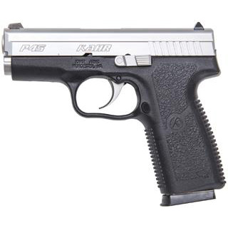 Kahr Arms P45 .45ACP 3.54-inch Matte Stainless 6rd Poly