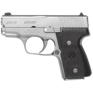Kahr Arms M9093N MK9 DAO 9mm 3 6+1|7+1 Tritium NS Blk Poly Grip Matte SS in.
