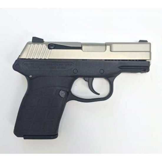 Kel-Tec PF-9 Nickel Boron | Black 9mm | 9mm 3-inch 7Rds