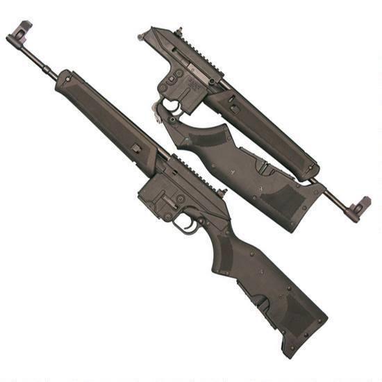 Kel-Tec SU16B SUB-16 Sport Utility Rifle SA 223 Rem 16 10+1 Syn Stk Black in.