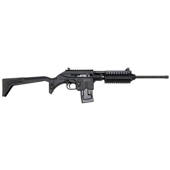 Kel-Tec SU22CA SU22 Rifle Semi-Automatic 22 Long Rifle 16.1 26+1 Syn Stk Blk in.