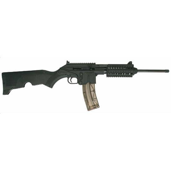 Kel-Tec SU22C SU22 Rifle Semi-Automatic 22 Long Rifle 16.1 26+1 Folding Stk Blk in.