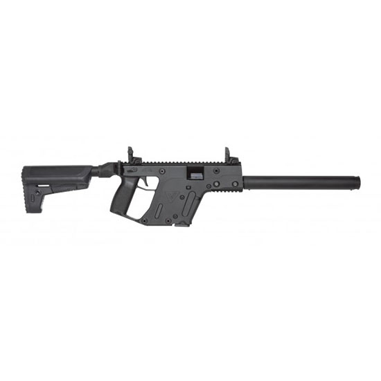 Kriss USA KV10CBL22 Vector Gen II CRB *CA Compliant* Semi-Automatic 10mm 16 10+1 Fixed Black Stk Black in.