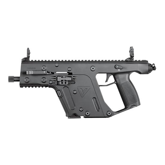 Kriss USA KV10PBL20 Vector Gen II SDP Pistol Semi-Automatic 10mm 5.5 TB 15+1 Black Grip Black Nitride in.