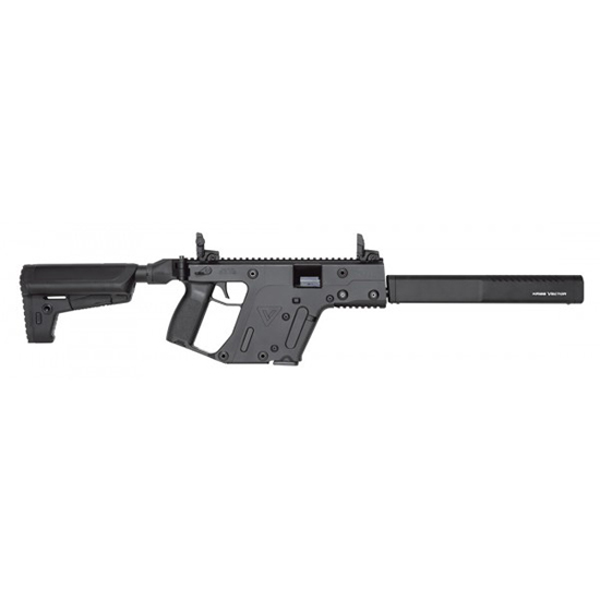Kriss USA KV90CBL22 Vector Gen II CRB *CA Compliant* Semi-Automatic 9mm Luger 16 10+1 Fixed Black Stk Black in.