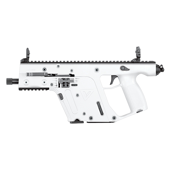Kriss Vector GEN II Alpine White - 9mm 5.5-inch Threaded