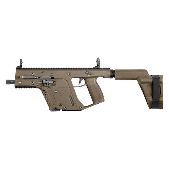 Kriss Vector SDP SB Gen II FDE 9mm 5.5-inch 17rd