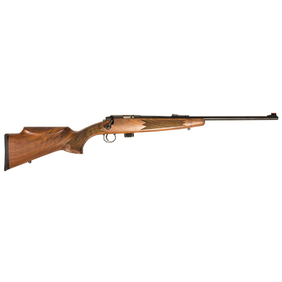 Crickett 20020 722 Classic Bolt 22 Long Rifle (LR) 20 7+1 Walnut Stk Blued in.