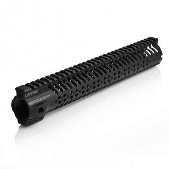 Lantac LA00249 SPADA-S AR-15|M16|M4 6005A-T6 Aluminum Hard Coat Anodized