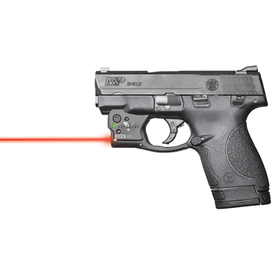 Viridian Reactor 5 Red laser sight for Smith Wesson M P Shield featuring ECR Includes Pocket Holster
