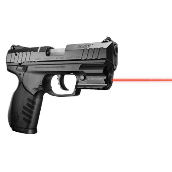 LaserMax LMSRMSR LMS-RMSR Ruger SR Red Laser Ruger SR22|SR9c|SR40c Built-in Rail