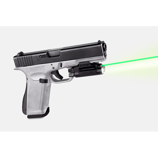LaserMax SPSCG Spartan Light & Laser Green Picatinny Mount AAA